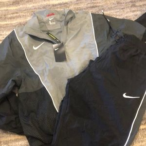 NEW Nike track suit